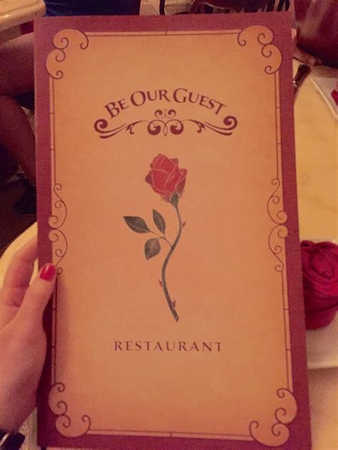 disney dining   guest restaurant small towns