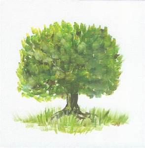 Bilder Bäume Gemalt : b ume leineweberdesign ~ Orissabook.com Haus und Dekorationen