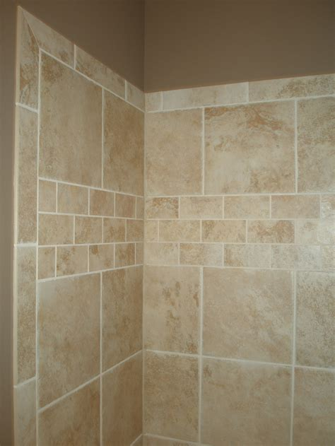bathroom tile pattern ideas shower tile pattern laundry room and bath ideas