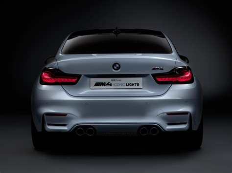 Ces 2018 Bmw M4 Concept Iconic Lights Showcases Laser And