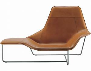 lama lounge chair hivemoderncom With chaise design