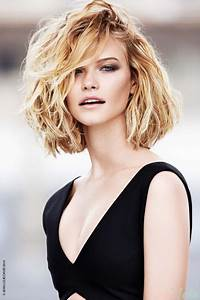 Coupe De Cheveux Femme Visage Rond Cheveux Epais : coupe de cheveux visage rond femme ~ Nature-et-papiers.com Idées de Décoration