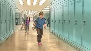 School Hallway With People | www.pixshark.com - Images ...