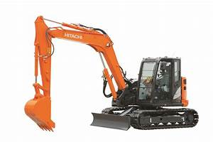 Hitachi Zaxis 70  75  85 Excavators Factory Service  U0026 Shop Manual  U2022 Pagelarge