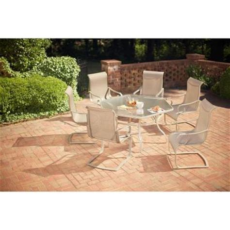 martha stewart living cascade valley 7 patio dining