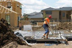 Home building leads construction sector growth - ABC News ...
