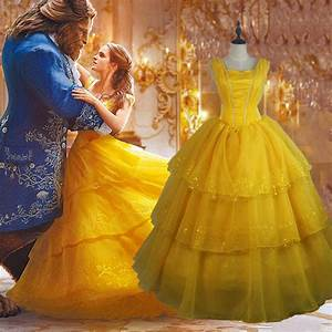 popular princess belle wedding dress buy cheap princess With beauty and the beast 2017 wedding dress