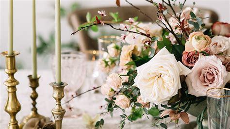 romantic wedding flowers martha stewart weddings