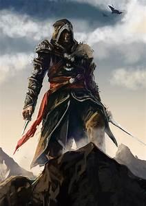 Assassin Creed Revelation Fanart by tantaku on DeviantArt
