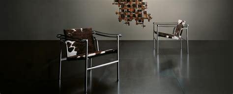 Chaise Le Corbusier Lc1 by Lc1 Cassina Le Corbusier