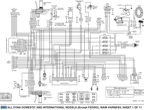 harley flhx glide wiring diagram diagram auto
