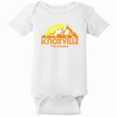 Knoxville Creeper Tennessee Mountains Infant