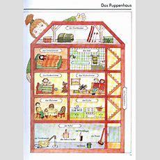 Das Haus  Wohnen, Leben  Deutsche Sprache, Deutsch Lernen I Deutsch Wortschatz