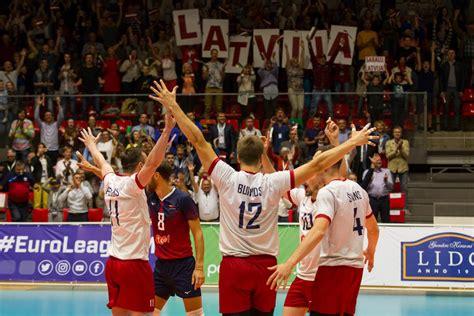 Volejbola izlasei pirmā uzvara Portugālē - Volejbols ...