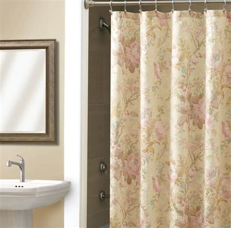 Shower And Matching Window Curtains Home The Honoroak