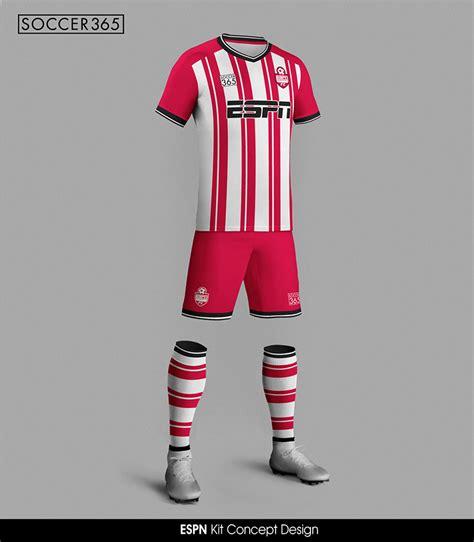 concept soccer jerseys  media networks soccer