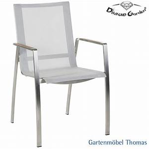 gartenmobel thomas diamond garden venedig sessel With katzennetz balkon mit diamond garden venedig