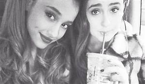 Image - Ariana Grande & Alexa Luria with Starbucks.png ...
