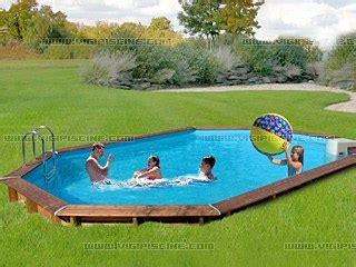 piscine en bois semi enterree pas cher construire piscine enterr 233 e pas cher belgique
