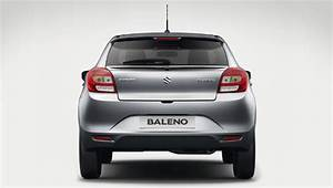 Is The Swift Too Small For You  Suzuki Reveals New Baleno