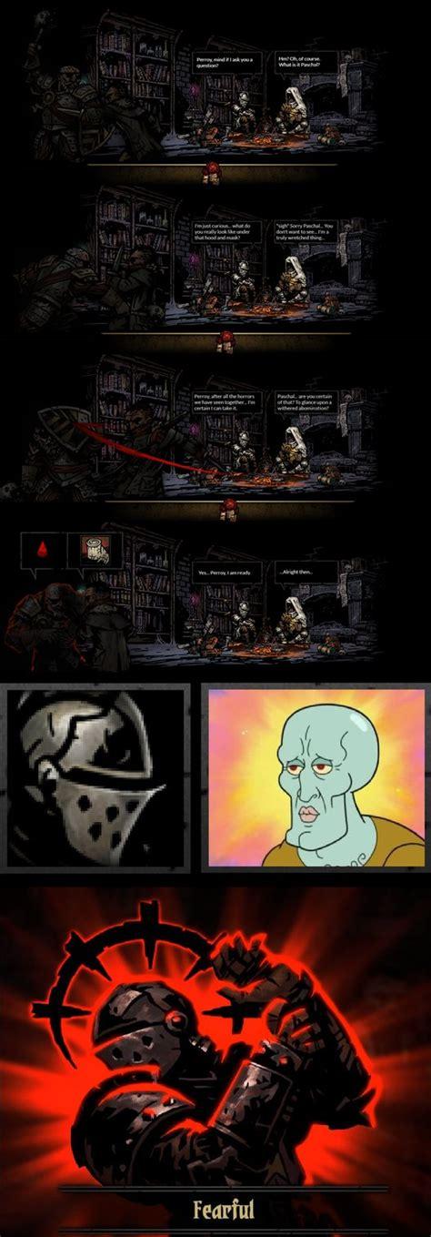 Darkest Dungeon Memes - darkest dungeon terror and madness by darkfury45 on deviantart