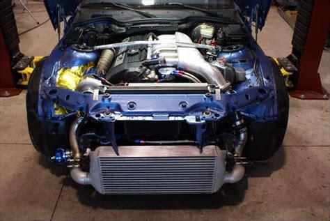 Bmw Z3 Turbo Kit by Bmw Z3 M Coupe Turbo