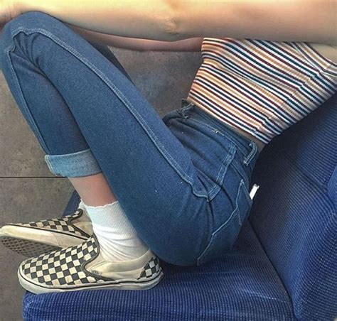 Best 25+ Checkered vans outfit ideas on Pinterest | Vans checkered Vans slip on checkered and ...