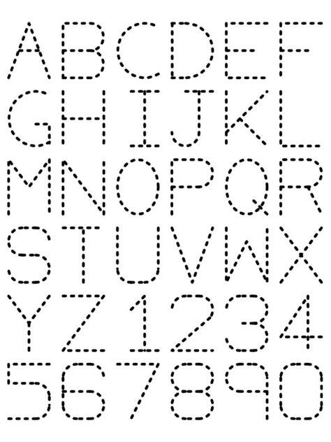 free printable preschool worksheets tracing numbers free 788 | free printable preschool worksheets tracing numbers
