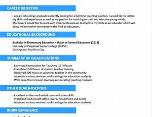 Contoh Resume Electrical Engineering