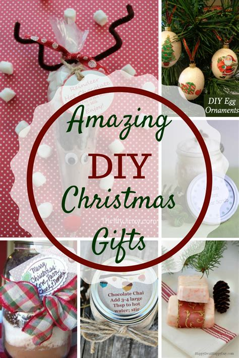 Amazing Diy Christmas Gifts  Loving Living Lancaster