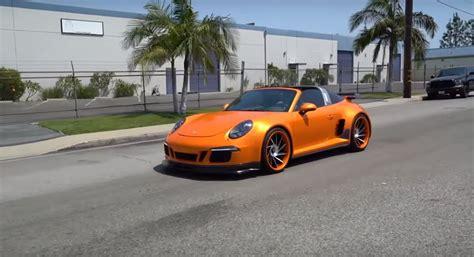 2010 Porsche 911 Targa 4 Gts Car Pictures