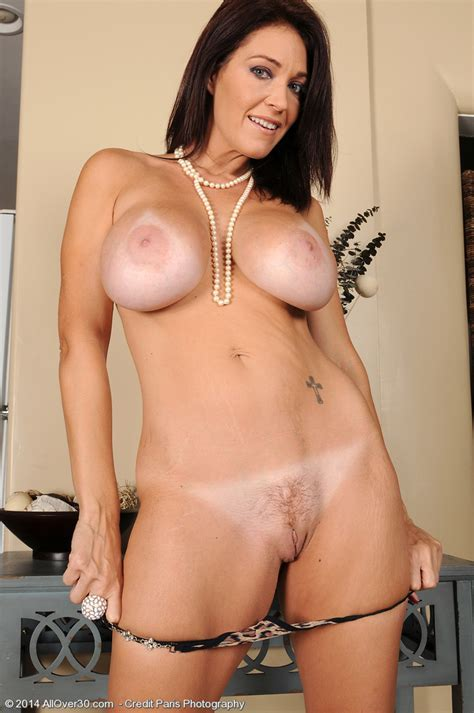 Sexy Mature Nude Charlee Chase From All Over
