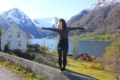 Is Balestrand The Most Beautiful Village In Norway