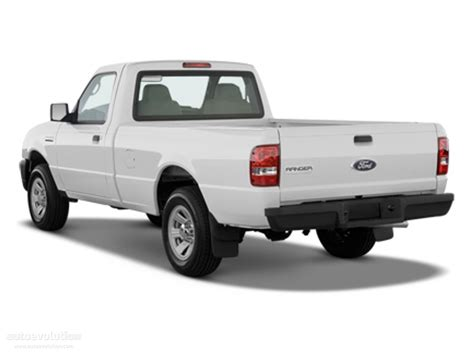 ford ranger regular cab specs 2008 2009 2010 2011 autoevolution