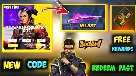 Free Fire Redeem Code Ff Reward Redeem The Latest Garena Ff Free Fire Reward Redeem Code How To Redeem Free Fire Codes Saddil Hutapea
