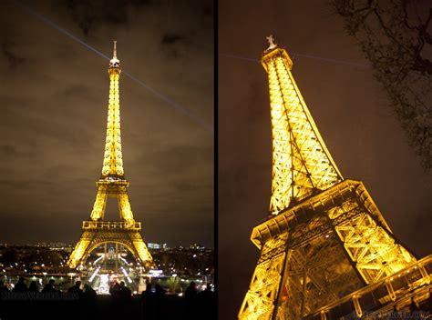 illuminazione torre eiffel parigi francia