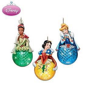 disney princess sparkling dreams ornament set 111096001