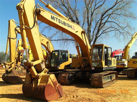 Mitsubishi Excavator by Mitsubishi Ms280 Hydraulic Excavator J M Wood Auction