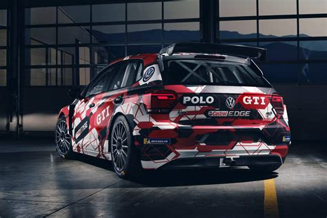 vw polo gti   fast standing