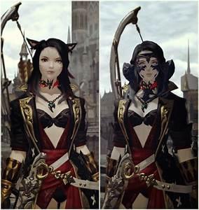 Ffxiv Heavensward New Hairstyles Final Fantasy Xiv