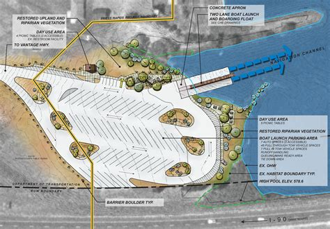 Columbia River Boat Launches by Columbia River Boat Launch Improvements Scj Alliance