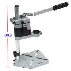 Bench Type Drilling Machine by Plunge Power Drill Press Stand Bench Pillar Pedestal Clamp