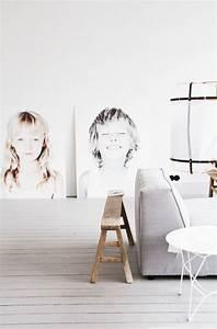 Bilder Skandinavischer Stil : die 25 besten ideen zu kreative wandgestaltung auf ~ Lizthompson.info Haus und Dekorationen