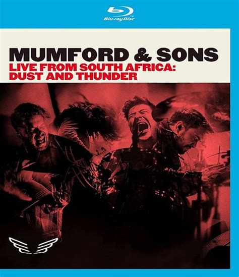 mumford and sons japan bol mumford sons live in south africa dust and