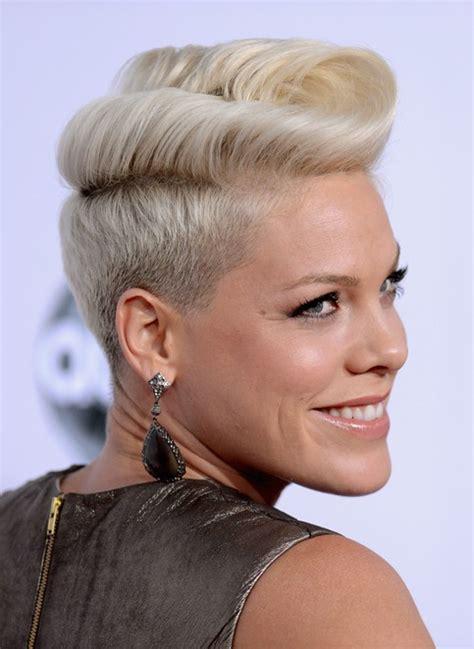16 pompadour quiff hairstyles for women pretty designs