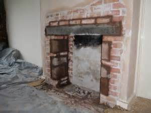 brick kitchen tile the chimney opening is enlarged my fourwalls 1793