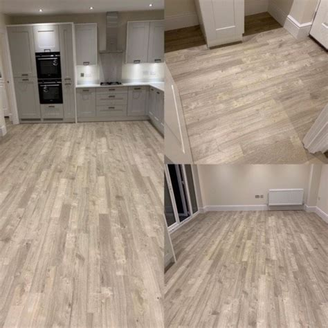sun bleached oak lvt   amtico spacia collection