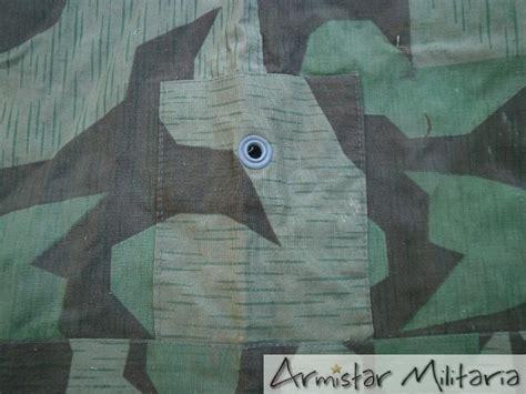 toile de tente 2 chambres toile de tente allemande zeltbahn m31 ww2 armistar militaria