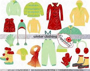 Winter Gear Clip Art (41+)
