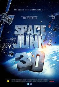 Space Junk Flies at You in New 3D Film on Debris Threat ...